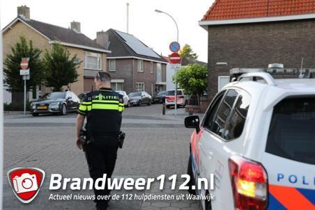 UPDATE: Woninginbreker aangehouden in Waalwijk