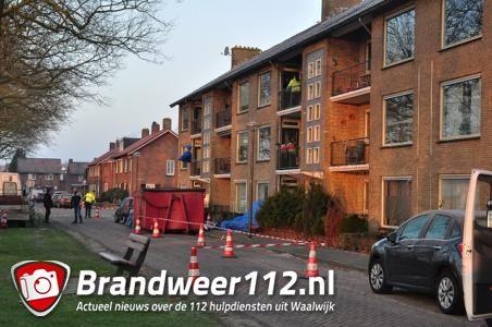 Hennepresten geruimd in woning aan de Kasteellaan Waalwijk
