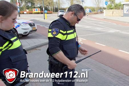 Ploertendoder aangetroffen na aanrijding aan de Hertog Janstraat Waalwijk