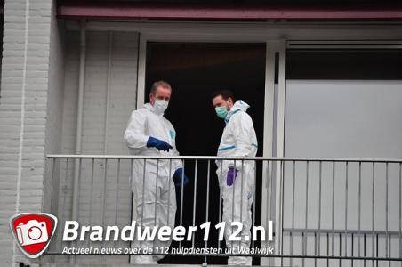 Foto-update: Dode man (53) gevonden in woning aan de Noordstraat Waalwijk