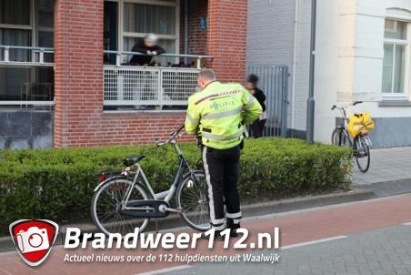 Automobilist rijdt door na aanrijding aan de Grotestraat in Waalwijk