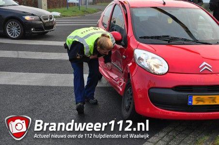 Weer een aanrijding op beruchte kruising aan de Kleiweg Waalwijk