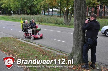 Bewoners kiezen waar politie controleert: 43 bekeuringen voor te hard rijden