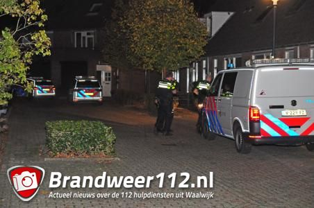 Gewapend duo bedreigt en overvalt man (18) in Waalwijk, één dader opgepakt