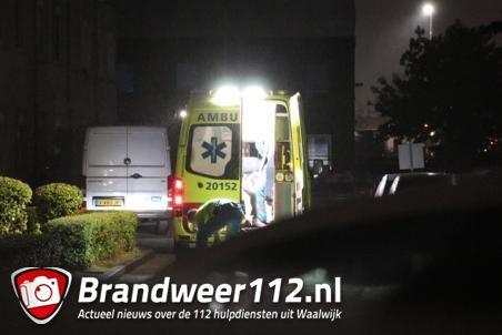 Persoon gewond bij steekpartij aan de Altenaweg Waalwijk