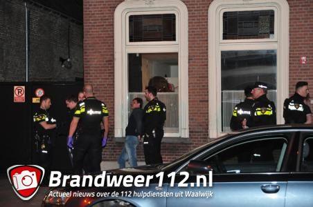 Meer dan 15 agenten op de been vanwege massale vechtpartij in Waalwijk