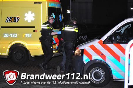 Man aangehouden voor poging zware mishandeling aan de Grotestraat Waalwijk