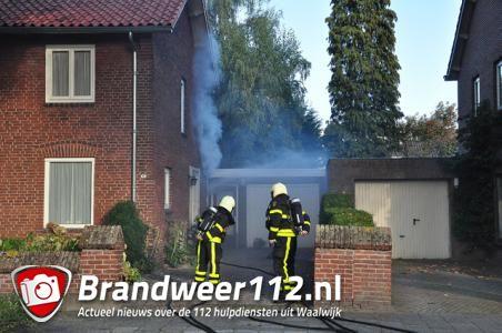 Oudere vrouw raakt gewond nadat vlam in de pan sloeg in Waalwijk