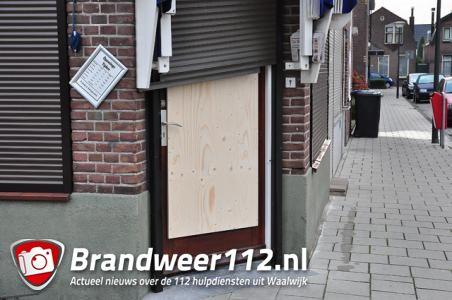 UPDATE: Inbraak bij Primera aan de Sint Antoniusstraat Waalwijk
