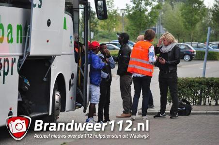 43 asielzoekers krijgen tijdelijk onderdak in sporthal aan De Gaard Waalwijk