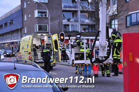 Incident in woning aan de Margrietstraat Waalwijk