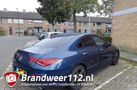 Politie zoekt getuigen auto-inbraak aan de Ir. Lelystraat Waalwijk