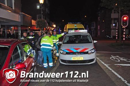 Jongen wordt in oog gestoken tijdens vechtpartij aan de Stationsstraat Waalwijk