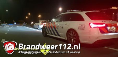 Bestuurder rijdt met BMW 250km/h over de Midden-Brabantweg Waalwijk