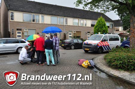 Man zwaar mishandeld op straat aan de Sweelinckstraat Waalwijk