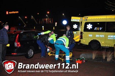 Fietser gewond aan de Keurweg Waalwijk