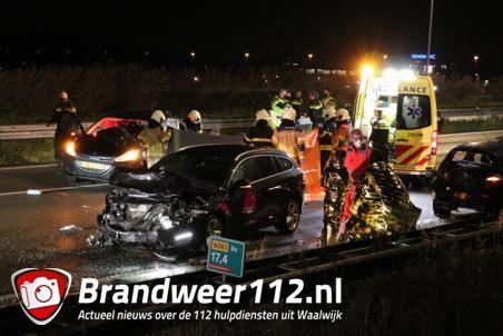 28-jarige vrouw overleden bij ongeval op de Midden-Brabantweg Waalwijk