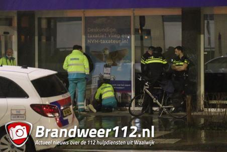 Automobilist rijdt persoon aan en gaat ervandoor aan de Grotestraat Waalwijk