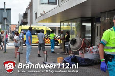 Bouwvakkers aangehouden nadat ze ruzie kregen met BOA's in Waalwijk