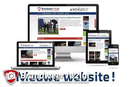 Welkom op de nieuwe site van brandweer112.nl