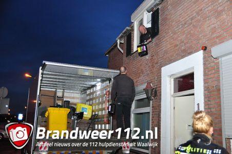UPDATE: Hennepkwekerij in woning aan het Vooreinde Waalwijk
