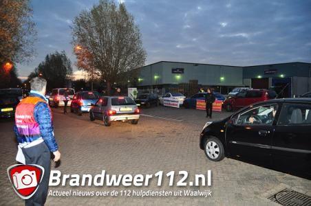 Sociale werkplaats Waalwijk geblokkeerd door boze werknemers
