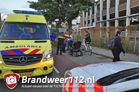 Twee fietsers gewond bij aanrijding in Waalwijk