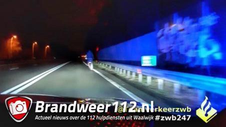 Agenten plukken dronken fietser (17) van de Midden-Brabantweg tussen Waalwijk en Tilburg
