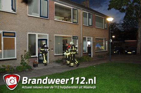 Gaslucht in woning aan de Wijnruitstraat Waalwijk