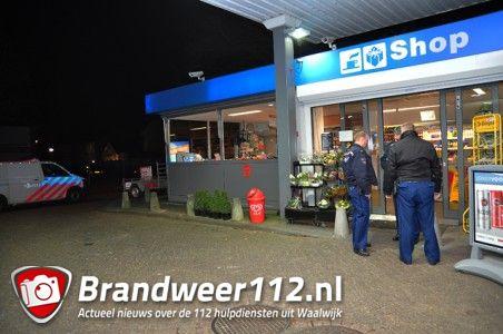 Update: Gewapende overval voor een bedrag van 100 euro aan de Groenewoudlaan Waalwijk