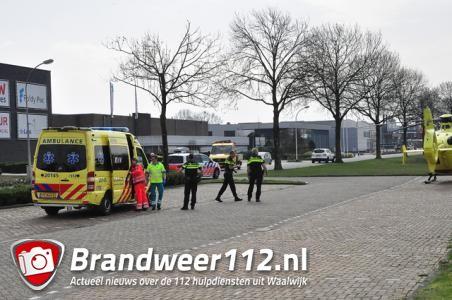 Incident in woning aan de Gounodstraat Waalwijk