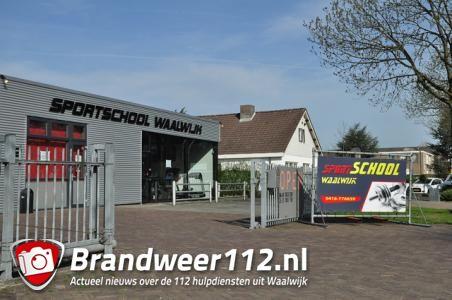 Sportschool Waalwijk maand dicht vanwege schuilplaats vuurwapengevaarlijke crimineel