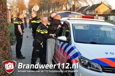 UPDATE: Politie tegengewerkt bij bieden hulp na ongeluk aan de Mozartlaan Waalwijk