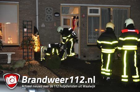 Vijf huizen ontruimd om gaslek, 'per ongeluk verkeerde leiding doorboord'