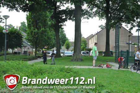 Jongens beroofd van mobieltjes en geluidsbox in Waalwijk