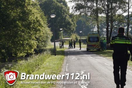 Vermiste man (77) dood gevonden in sloot in Waalwijk