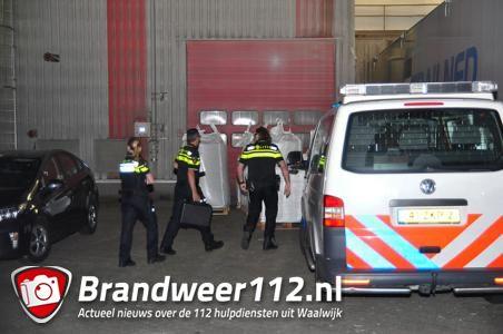 Dode gevonden bij familiebedrijf Jonker Petfood aan de Vijzelweg Waalwijk