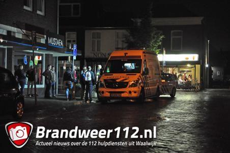Jongen in elkaar geslagen tijdens de 80 van de Langstraat aan de Stationsstraat Waalwijk
