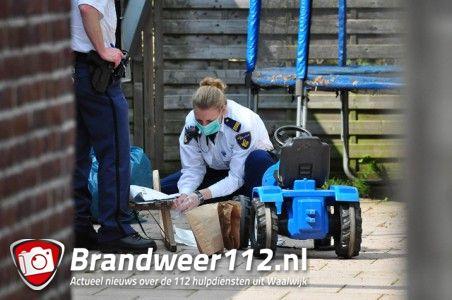 Hennepkwekerij ontdekt in woning aan de Eerste Zeine Waalwijk