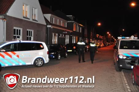 Overval gepleegd op snackbar Wang in Waalwijk