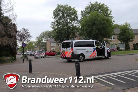 Agressieve winkeldief bij Albert Heijn aan het Bloemenoordplein Waalwijk