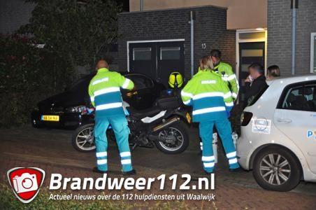 4 mensen onwel in woning aan de Wim Sonneveldstraat Waalwijk