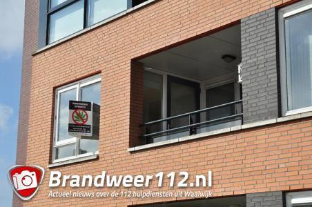 Woning Waalwijk dicht na vondst drugs