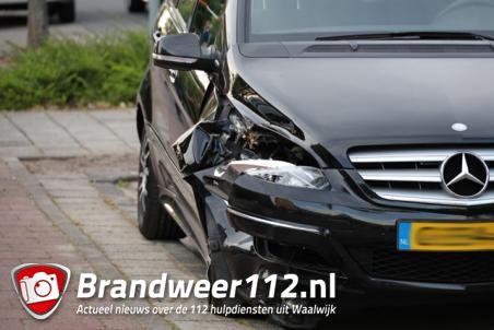 Man rijdt vrouw van de weg in Waalwijk en wordt aangehouden