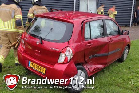 Ongeval op kruising aan de Zijlweg Waalwijk