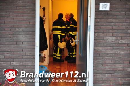 Hal staat blank in woning aan de Van Lovenlaan Waalwijk