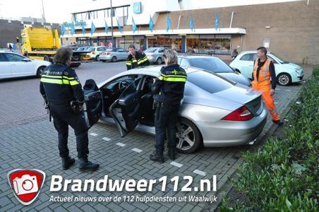 Auto vol met gestolen lego in beslag genomen in Waalwijk