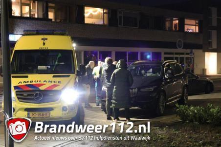 Voetganger aangereden aan de Putstraat Waalwijk