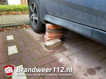 Katalysator gestolen onder auto aan de Noordstraat Waalwijk
