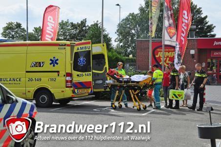 Jongetje raakt gewond bij Jump XL in Waalwijk